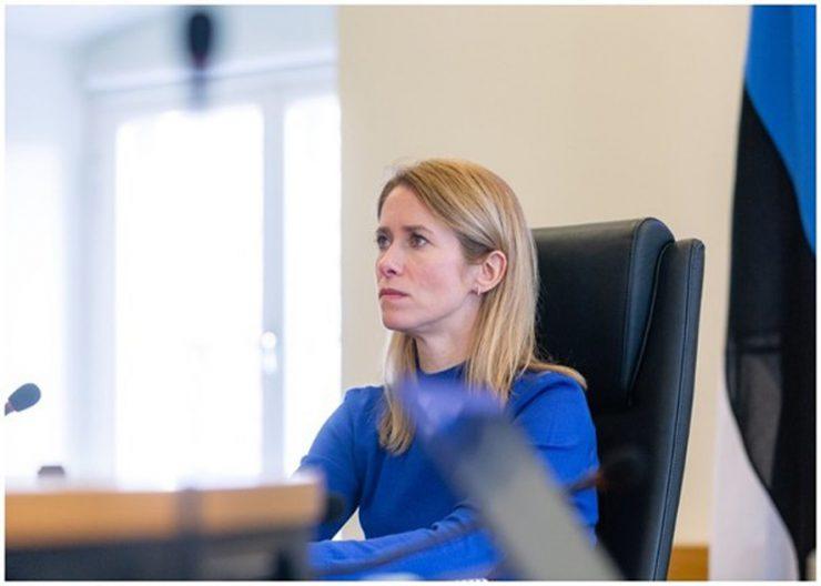 爱沙尼亚总理染新冠肺炎 在家工作隔离