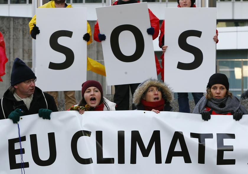 Belgium taken to court over climate inaction