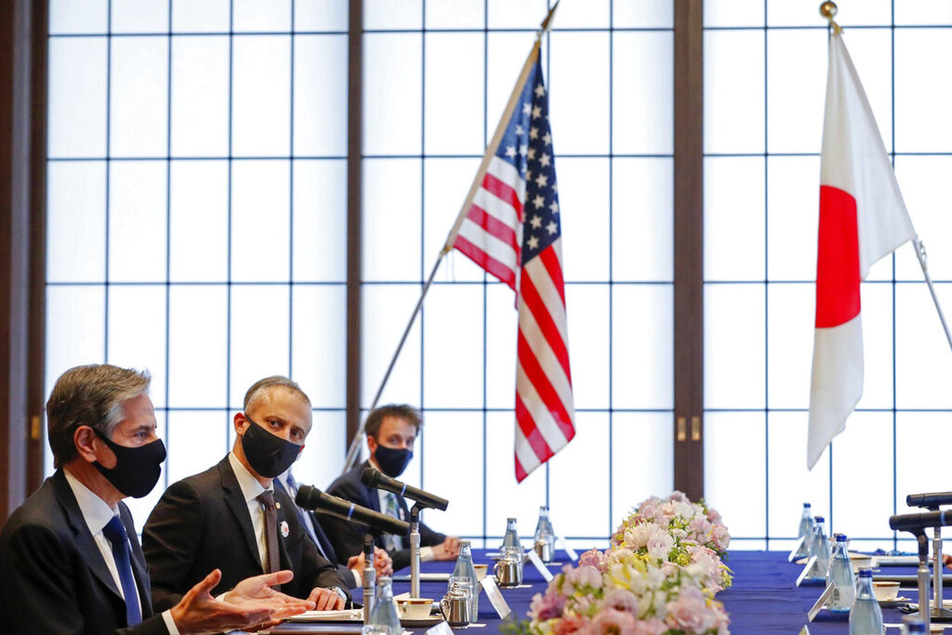 多维:韩国拒绝拜登抗华联盟 中美博弈的关键砝码(组图)