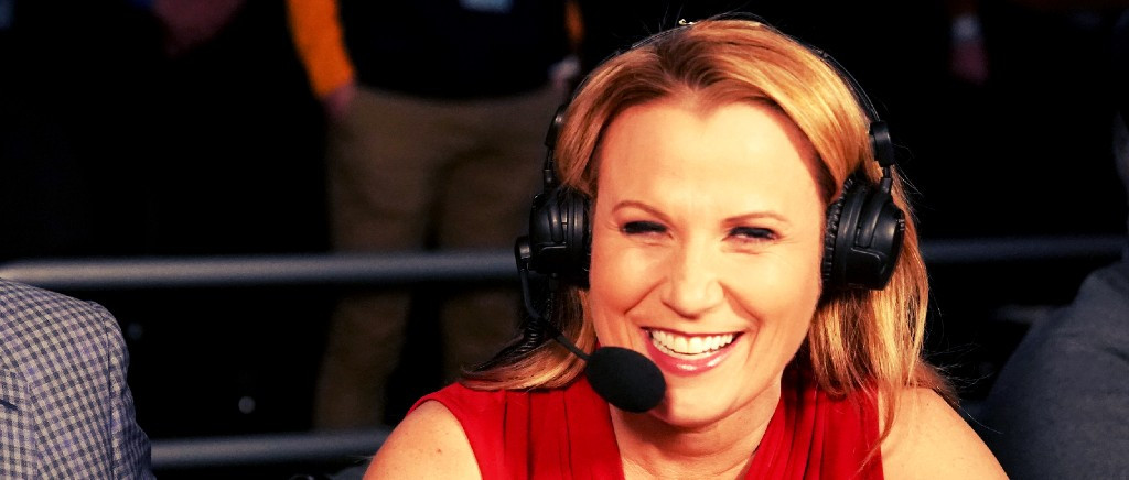 Lisa Byington Will Become The First Woman To Be A Full-Time TV Play-By-Play Broadcaster For An NBA Team
