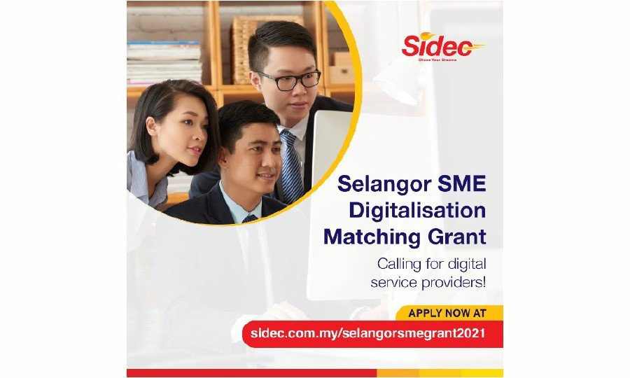 Selangor to launch RM5mil SME digital matching grant