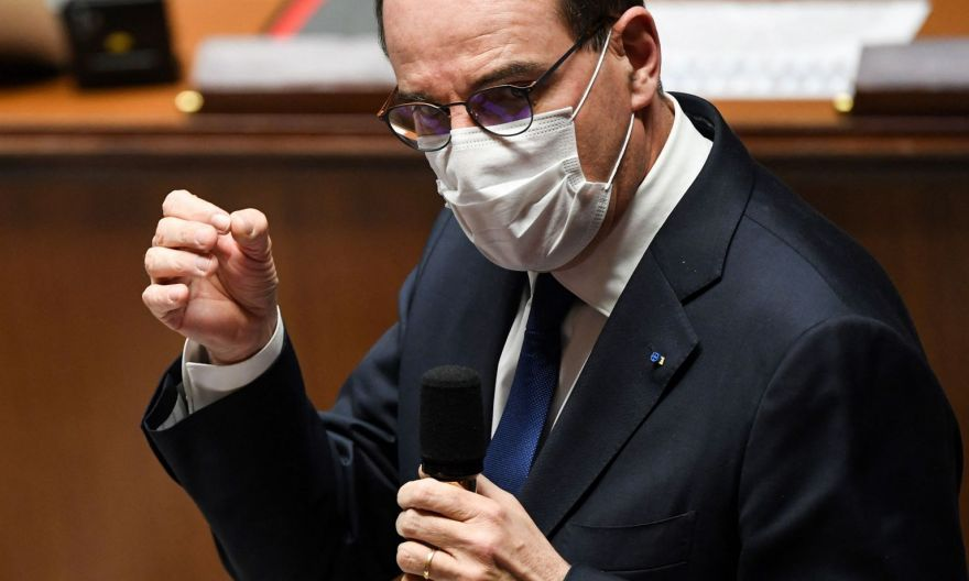 Paris needs more coronavirus restrictions as country enters 3rd wave of pandemic, French PM says