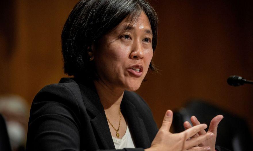 US Senate confirms Katherine Tai as US Trade Representative in bipartisan vote