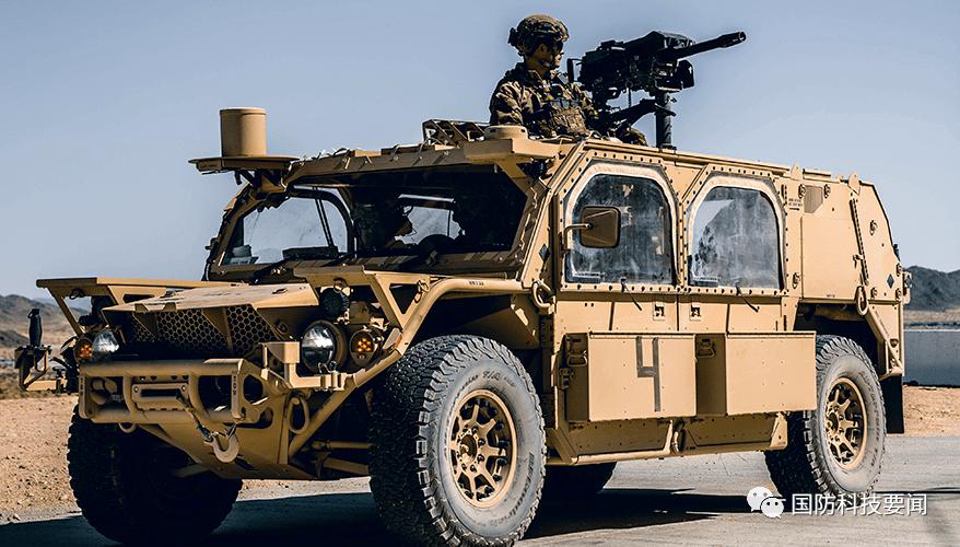 美军特种作战司令部为作战车辆寻求新能力
