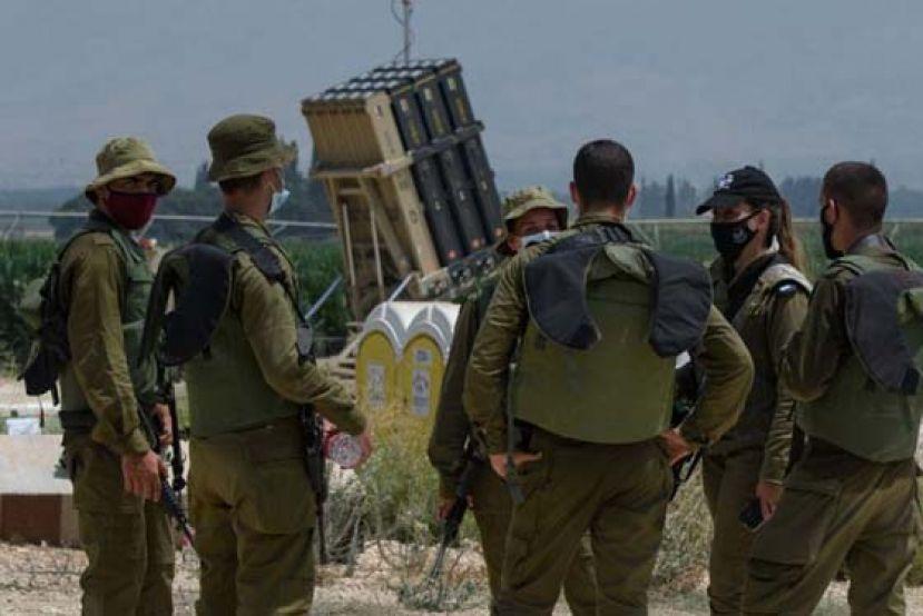 以色列铁穹防空系统升级 可同时拦截多个目标