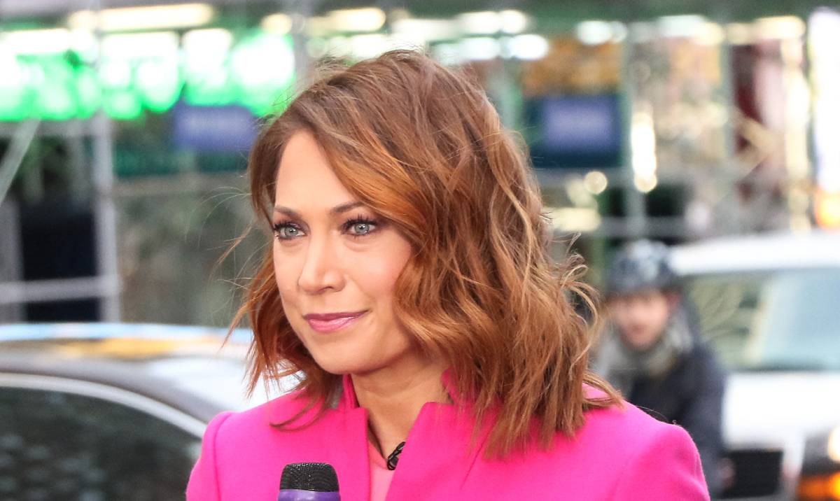 GMA's Ginger Zee leaves fans concerned with worrying storm footage