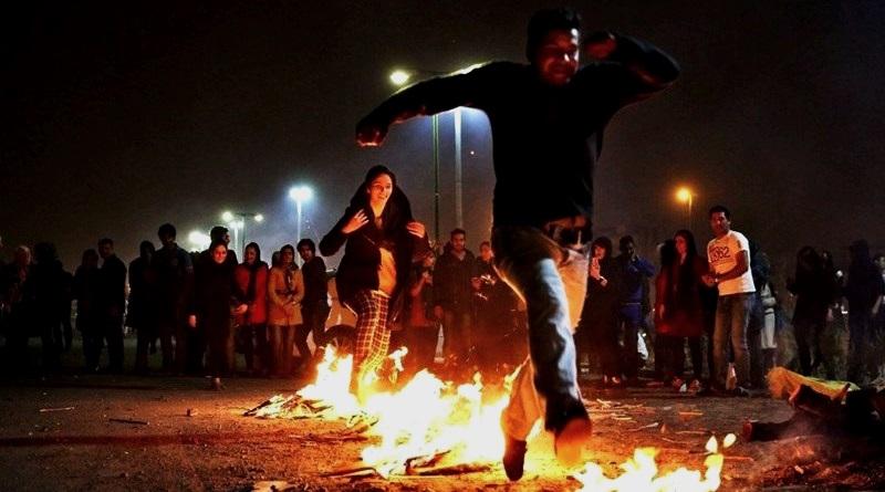 自制烟花酿意外 伊朗跳火节至少3死逾千伤