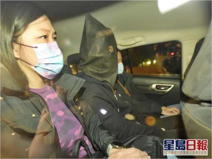朗豪坊对开半裸男被掳案 警拘6黑帮男涉非法禁锢等罪