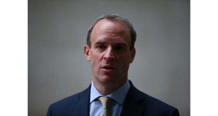 拉布:英不重回冷战思维 寻求与华经济合作