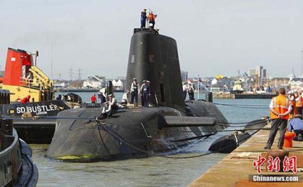 英拟扩充核武库 俄方:违背遵守《核不扩散条约》承诺