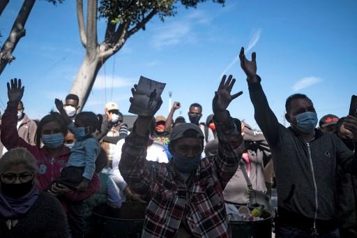 美众议院通过法案 保护非法移民免被驱逐出境