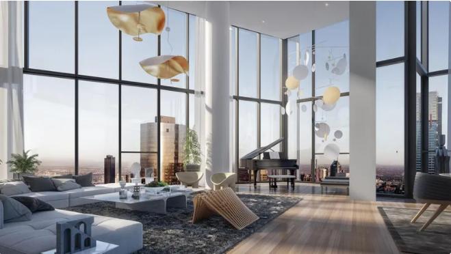 澳洲奢华顶层公寓千万起步,户主可360度饱览美景(组图)