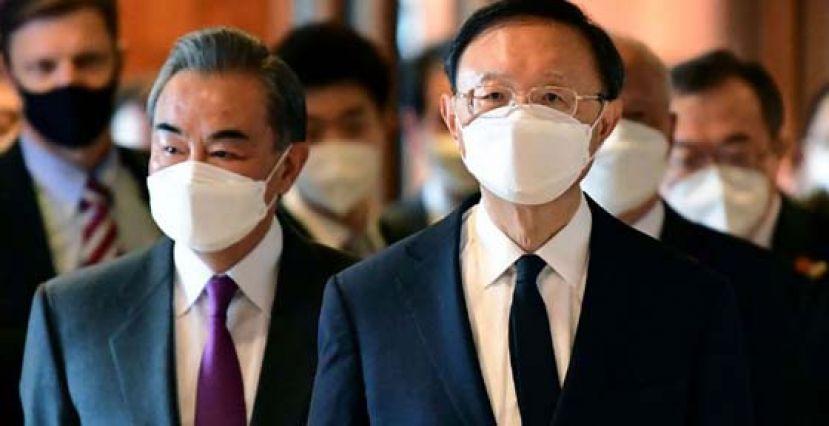 美动辄干涉中国内政 王毅:这个老毛病要改