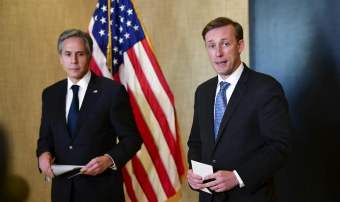 中美高层会谈结束 双方无联合声明