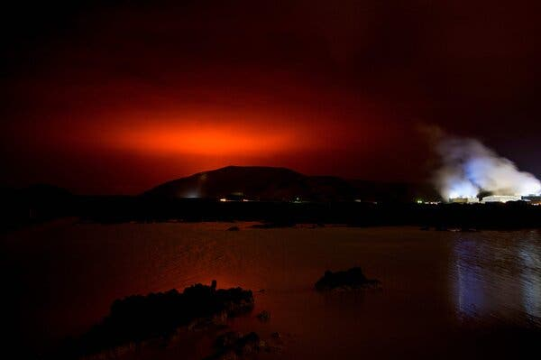 A Volcano Erupted in Iceland. Björk Was 'Sooo Excited.'