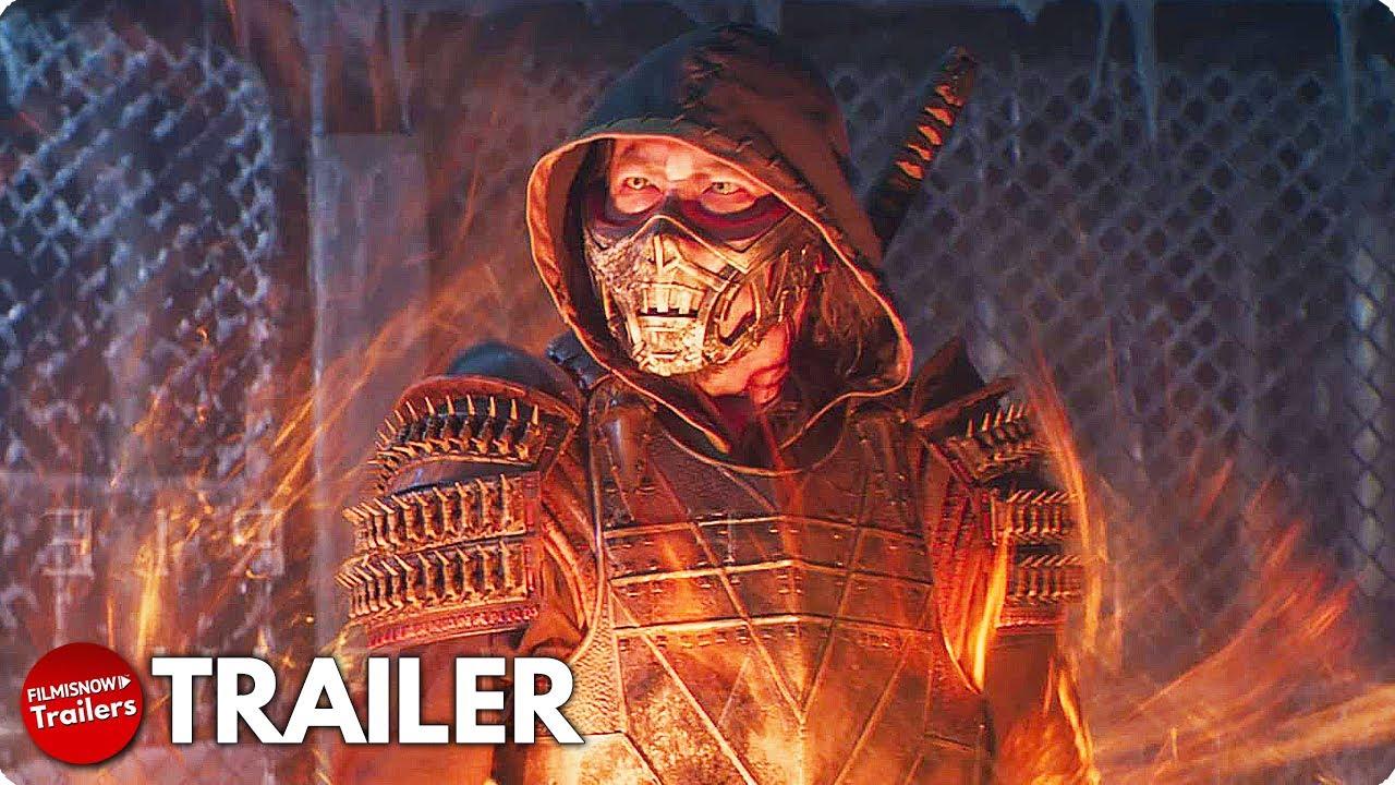 "MORTAL KOMBAT ""Scorpions Garden"" Trailer (2021) MMA Action Video Game Movie"