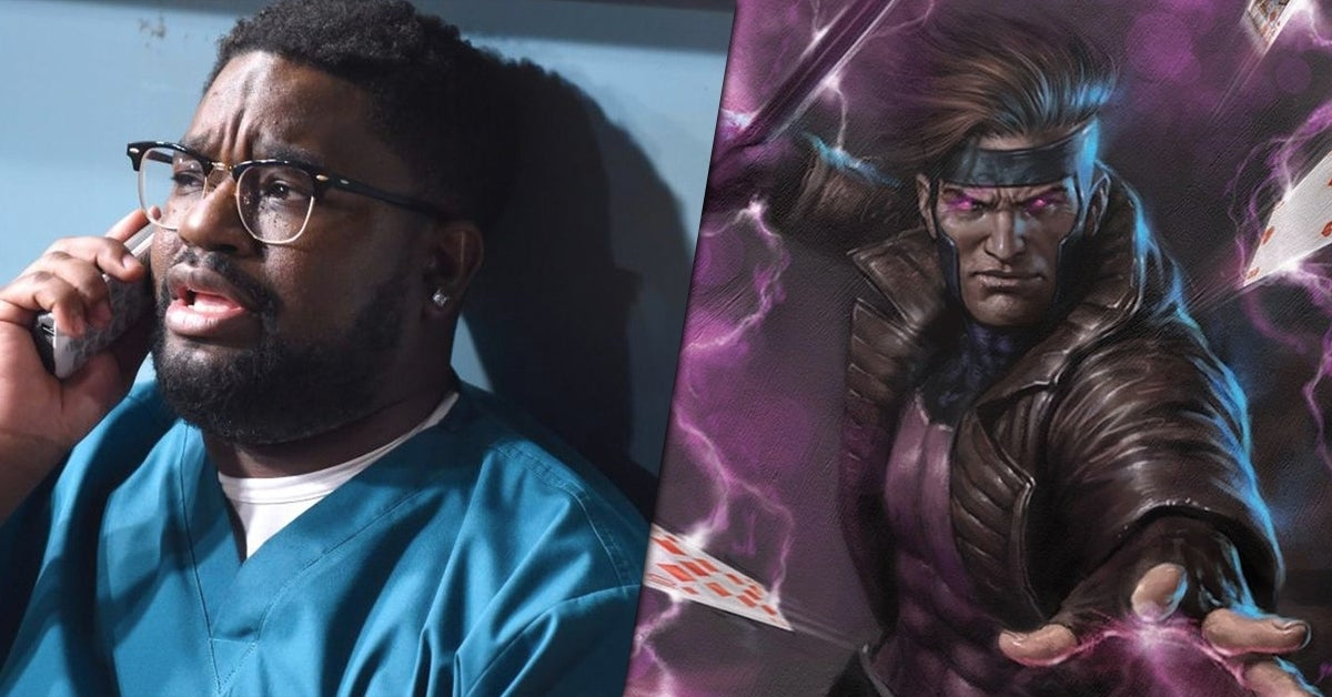 Lil Rel Howery Was Supposed to Be in Gambit