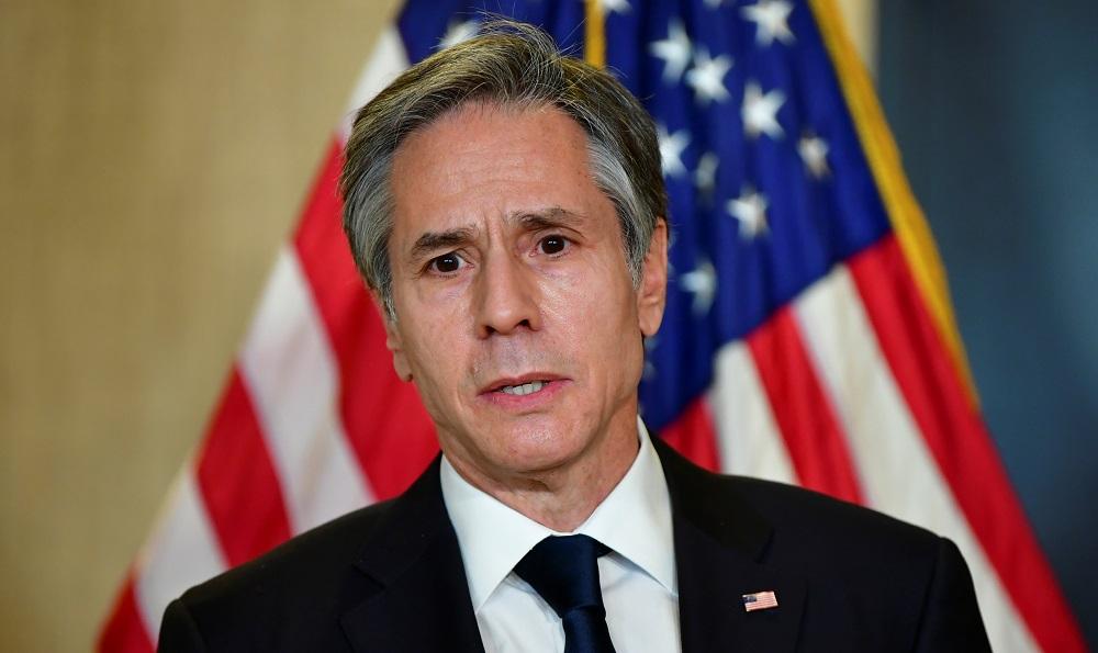 Blinken: Washington condemns China's 'baseless sanctions' against US officials over Xinjiang