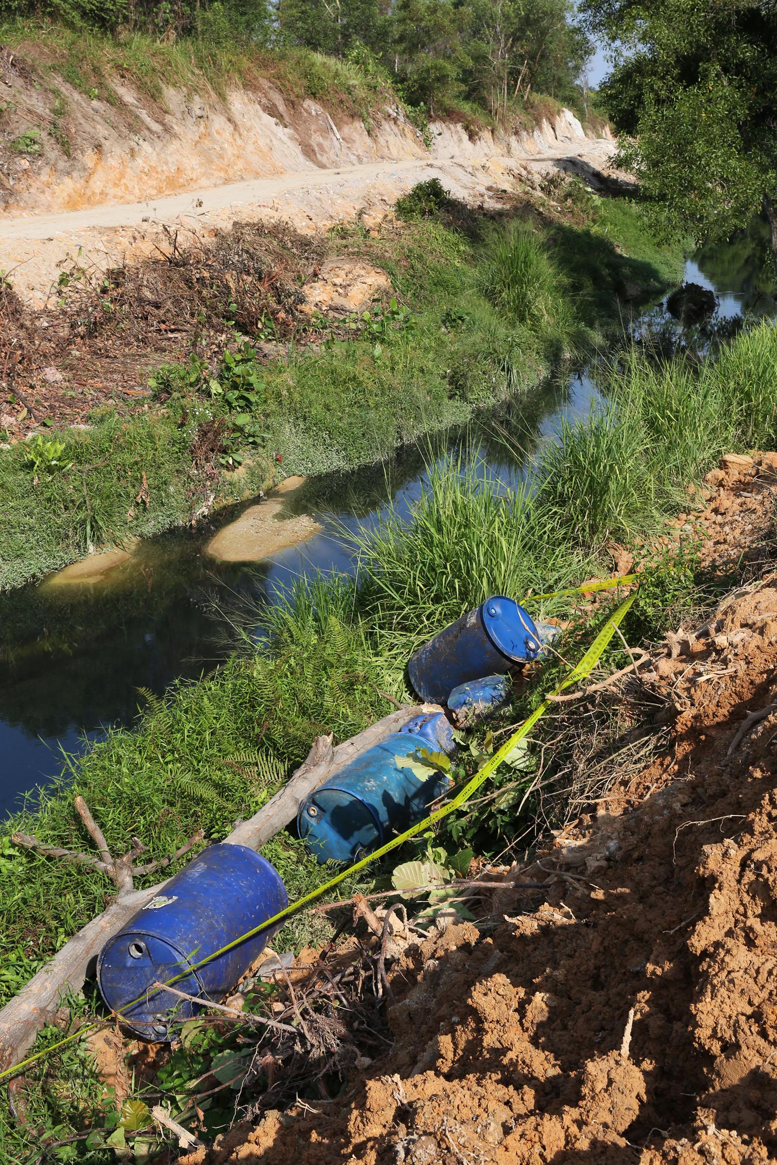 柔受污染河流长2000公里 柔大臣:兴建河流步道改善