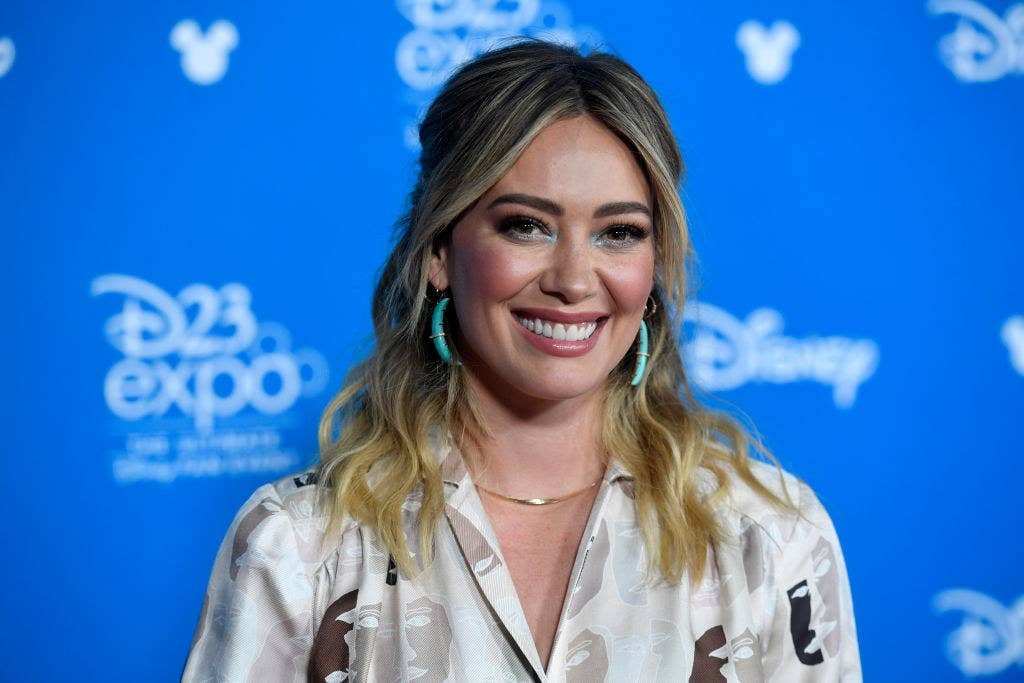 """Hilary Duff Opened Up About Feeling """"Guilty"""" Over Not Being Able To Sense Her Baby's Sex And Said She's """"Scared"""" To Have Another Girl"""