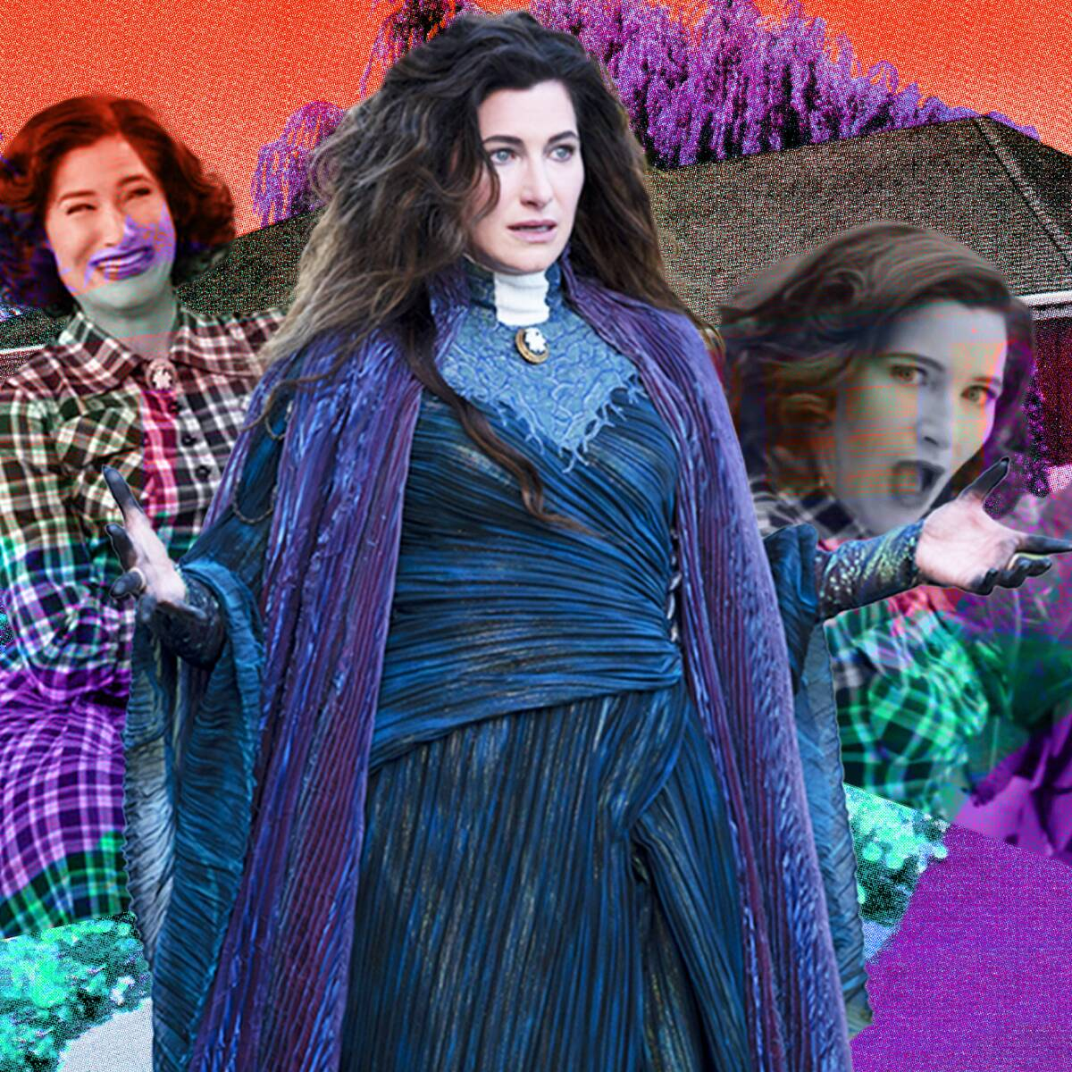 Kathryn Hahn's Been Here All Along: A Conversation With WandaVision's Secret Weapon