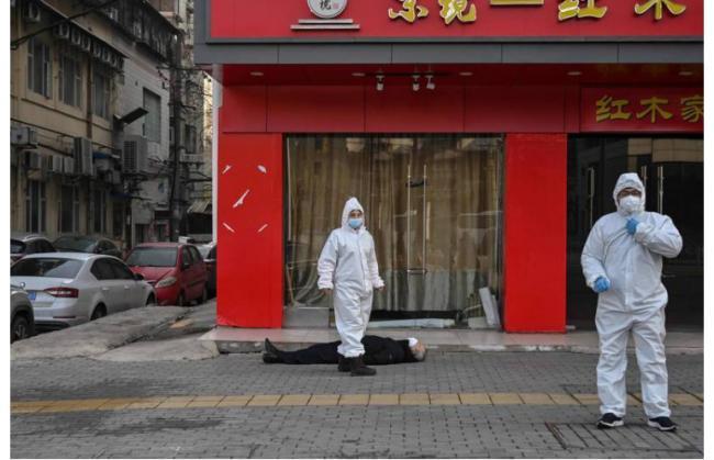 中国零号病患,2019年10月7日恐已存在