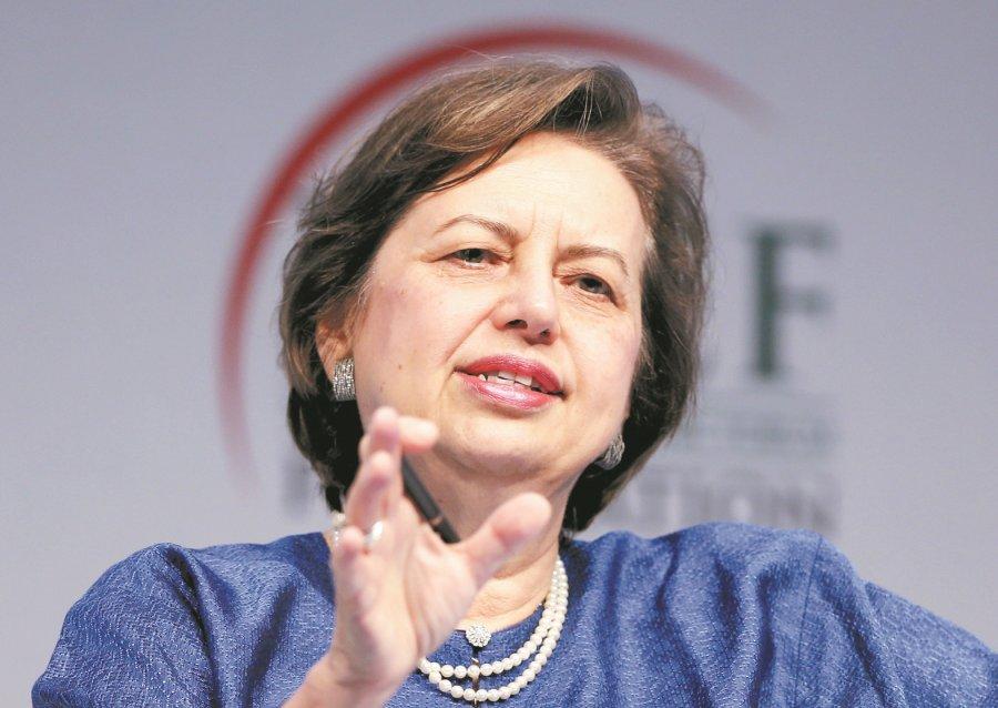 洁蒂不获续约 国民投资机构迎新主席