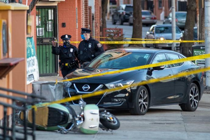美非法派对爆枪击案 男子身中14枪不治
