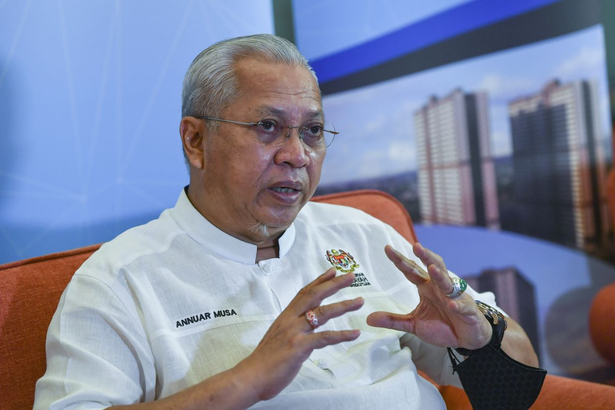 Annuar Musa: Umno, Perikatan animosity due to certain leaders not being appointed to Cabinet