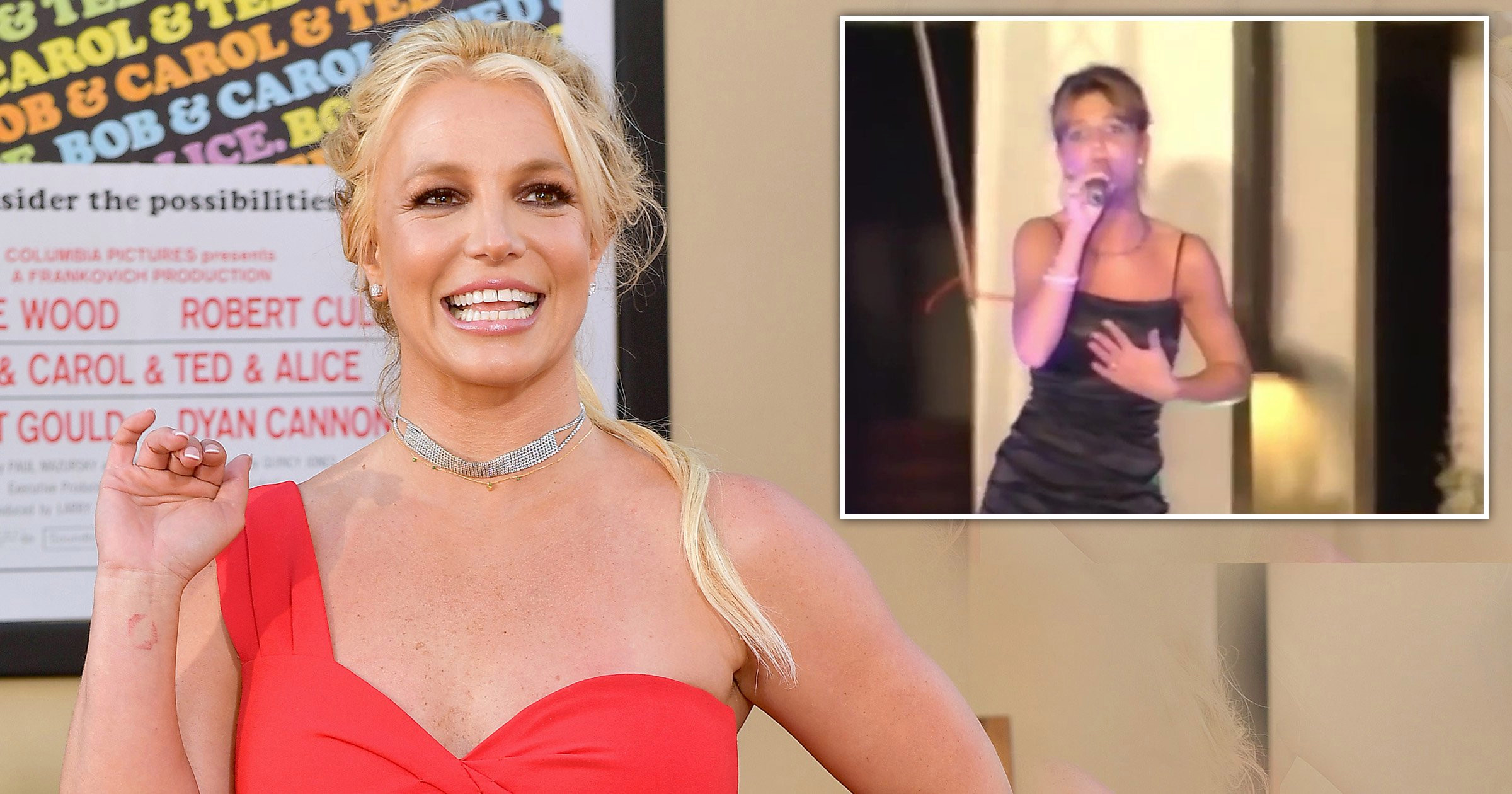 Britney Spears admits 'forgetting' she can sing as her mum begs her to return to music