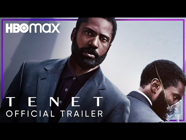 Tenet | Official Trailer | HBO Max