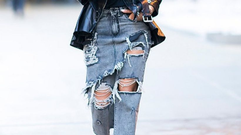 Why India is talking about ripped jeans and knees