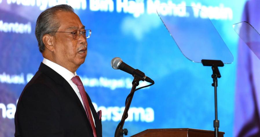 首相:第十二大马计划 公平分配财政资源发展沙州