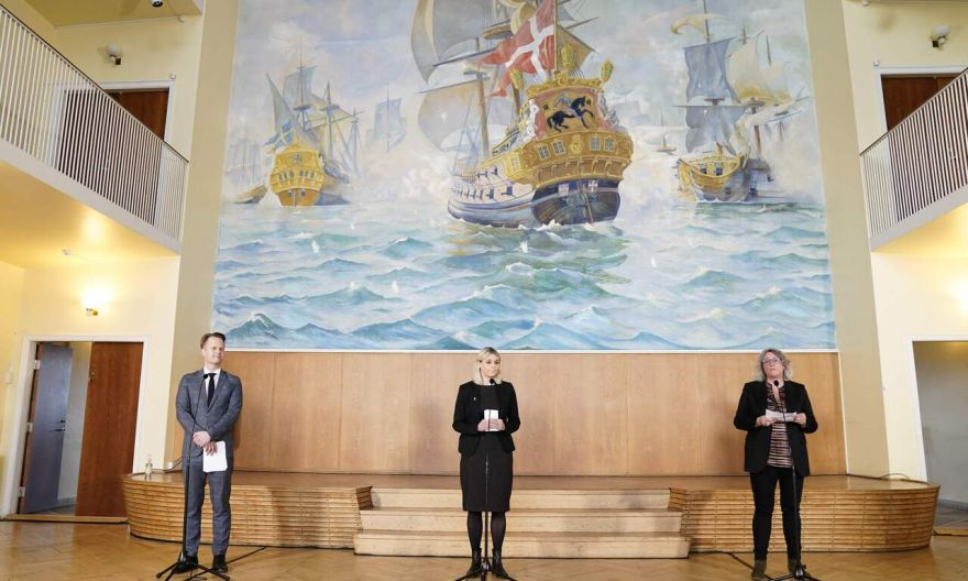 Denmark to seek agreements for West Africa anti-piracy mission