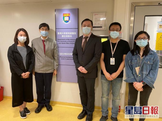 港大医学院发现可溶性ACE2介导新冠病毒细胞入侵途径 助制定治疗策略