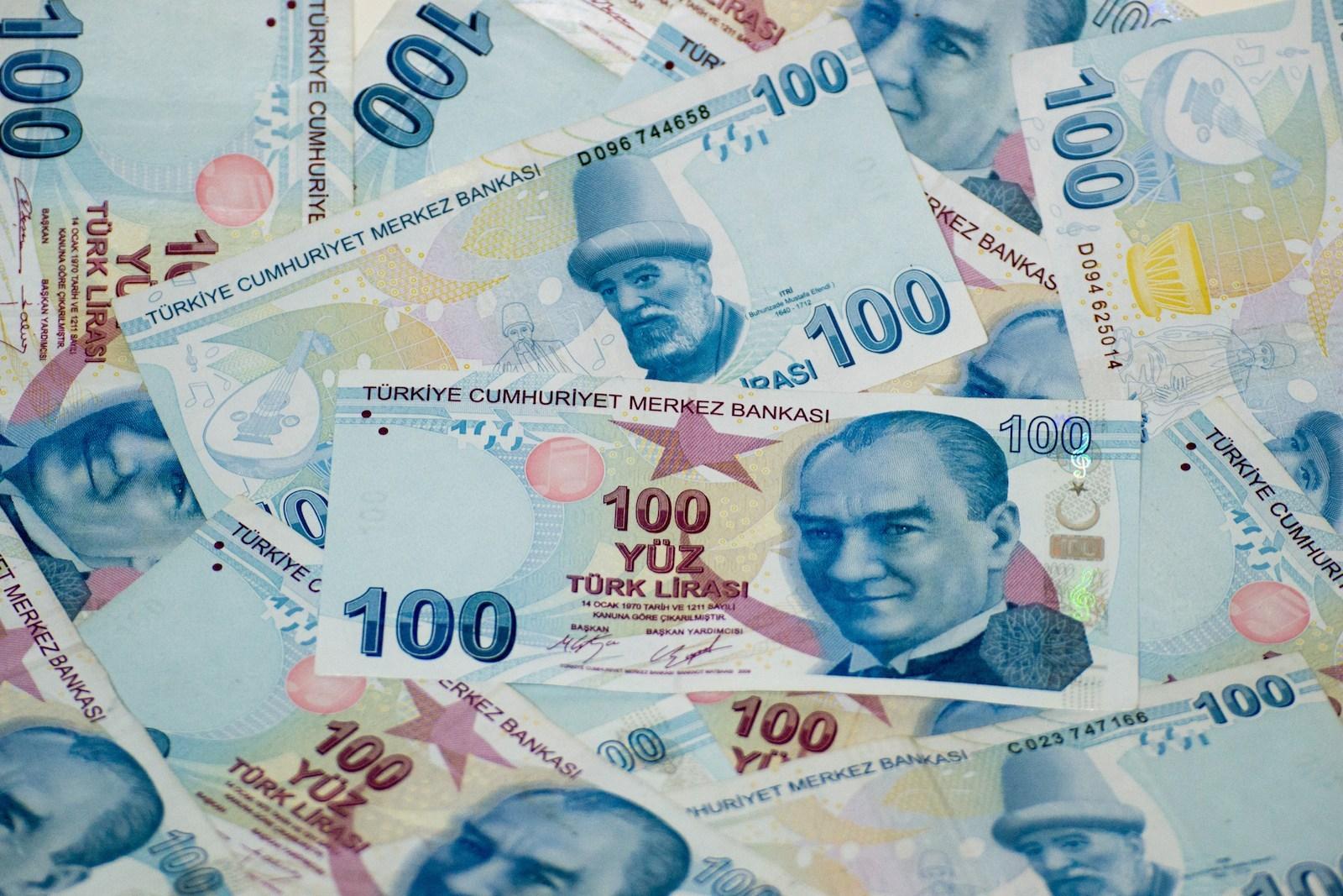 Turkish lira drops 17% as central bank boss sacked