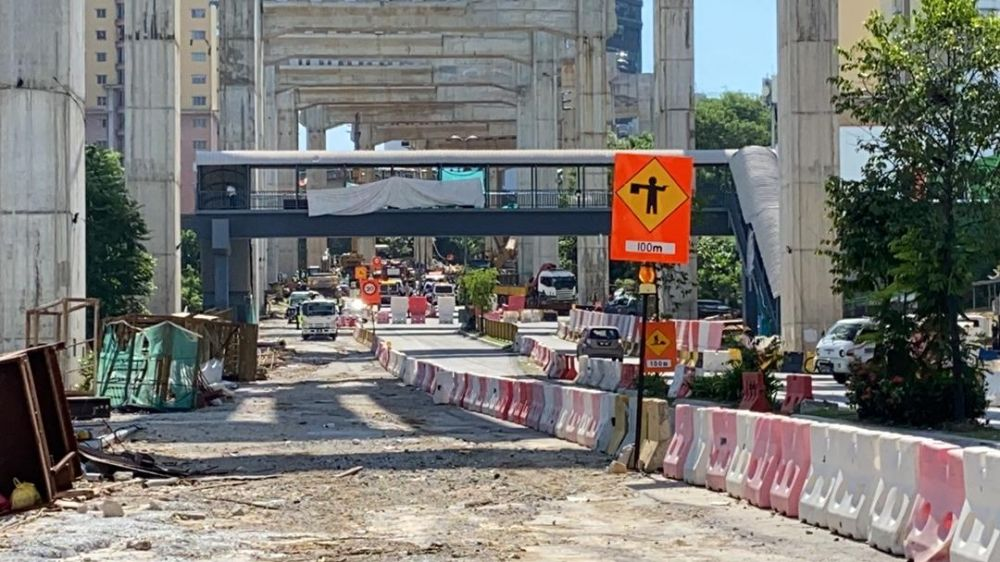 Authorities say six victims of crane collapse at SUKE construction site