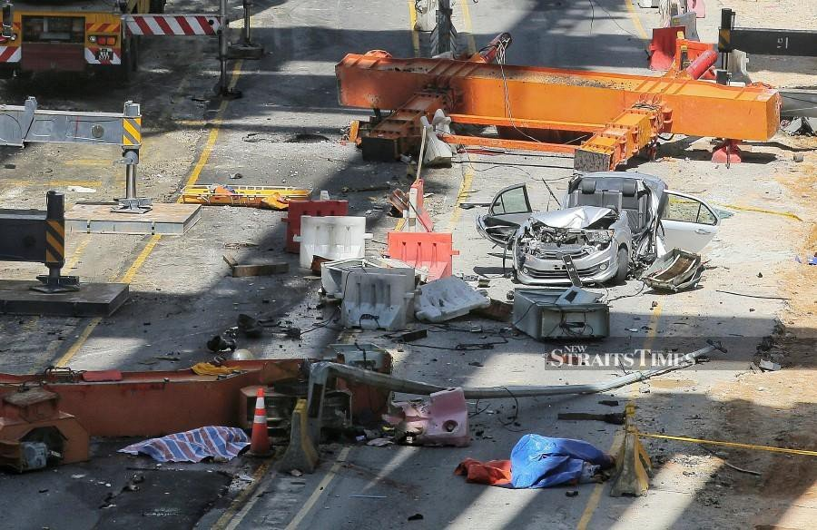 Stop work order issued on SUKE following fatal crane collapse