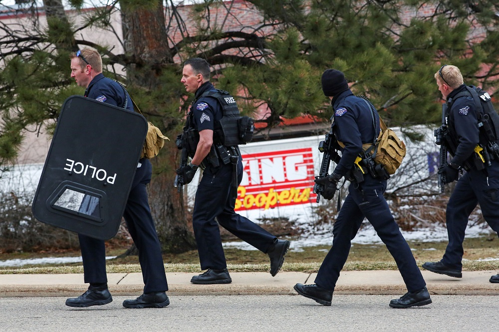 'Multiple' deaths in US mass shooting at Colorado grocery store