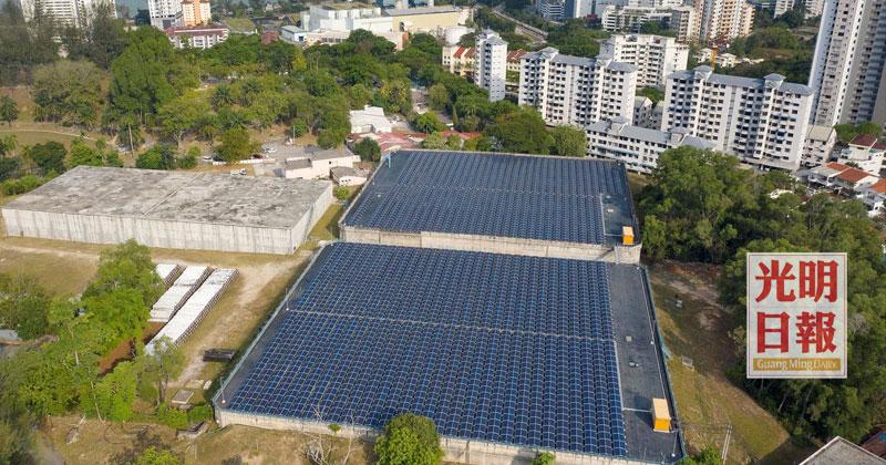 武吉南玛太阳能系统启用 PBA电费月省逾2万