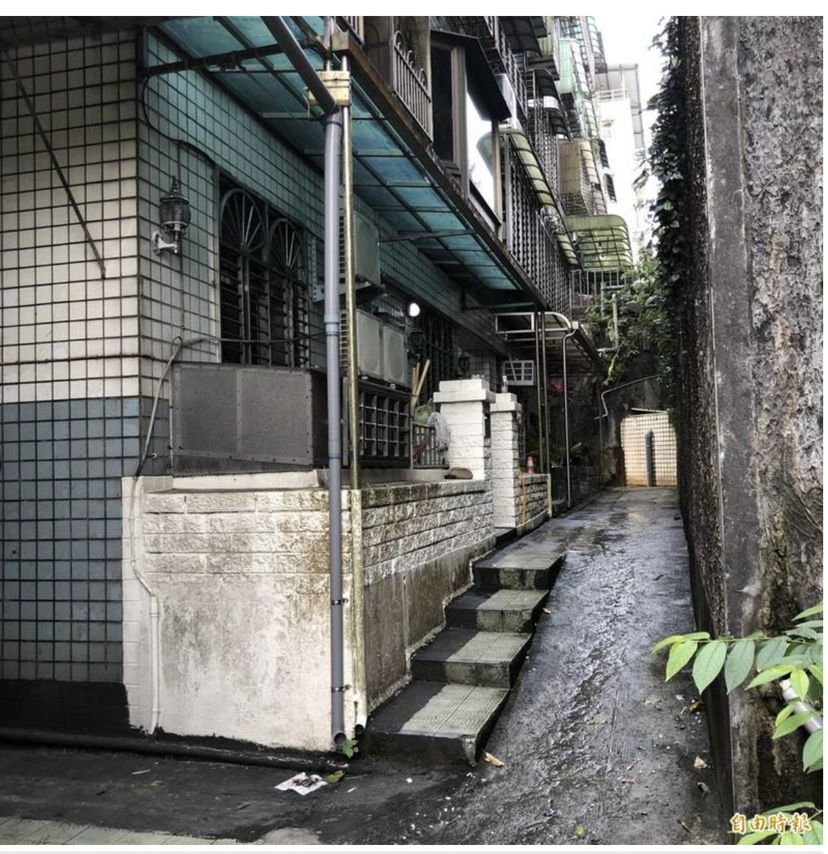 台湾女子忘了带钥匙 试图爬窗入屋不幸坠死