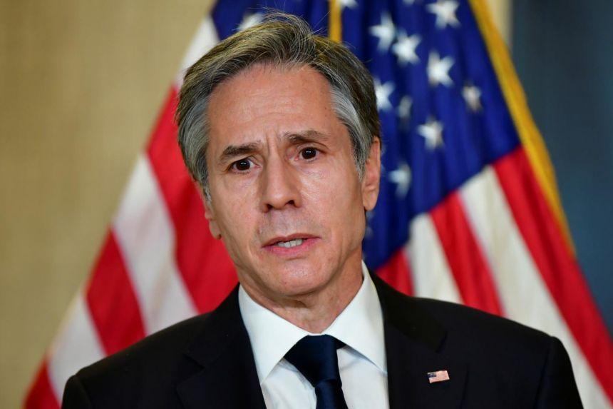 Blinken looks to rebuild US ties on first Nato, EU visit
