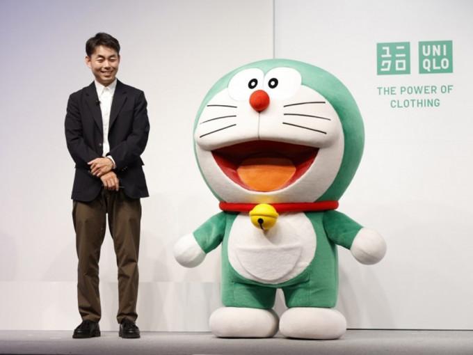 Uniqlo携手哆啦A梦推广环保 齐变绿色