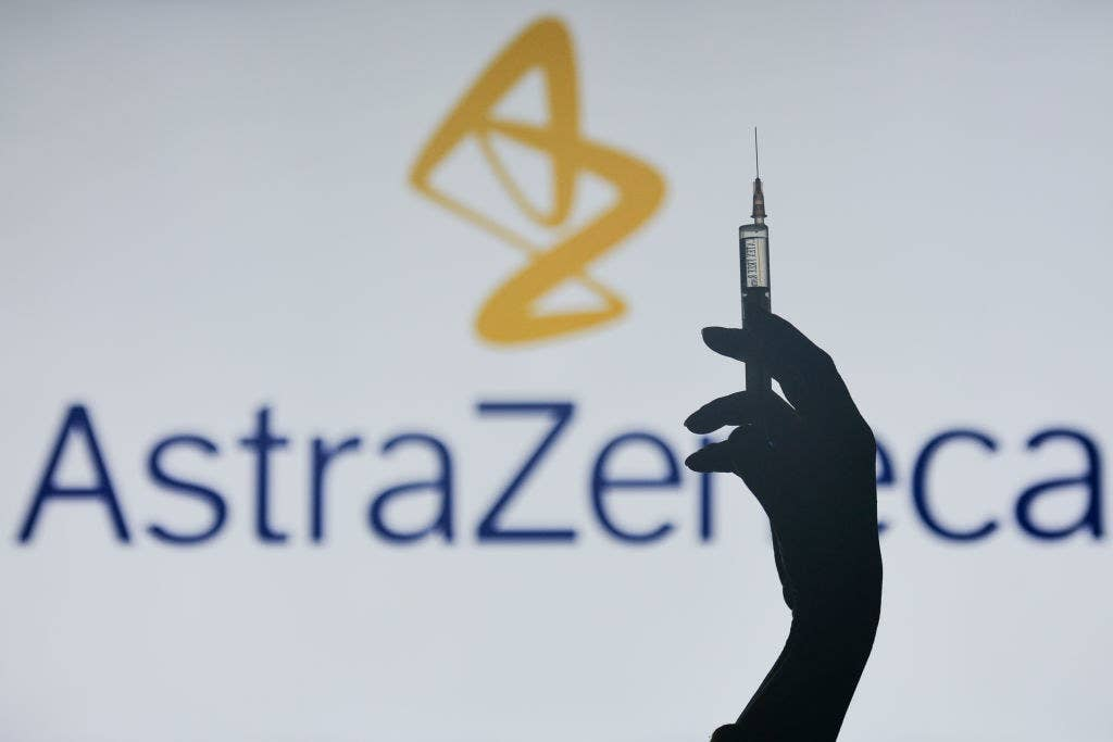 AstraZeneca's US Trial Of Its COVID-19 Vaccine Delivers Surprisingly Positive Results