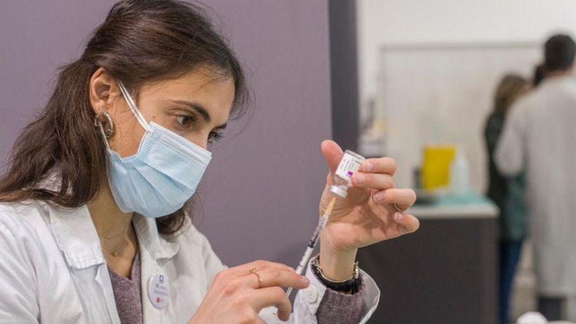 Covid vaccines: EU tussle with UK over AstraZeneca escalates