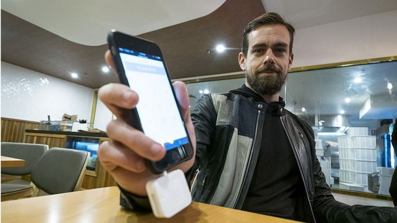 Jack Dorsey's first ever tweet sells for $2.9m