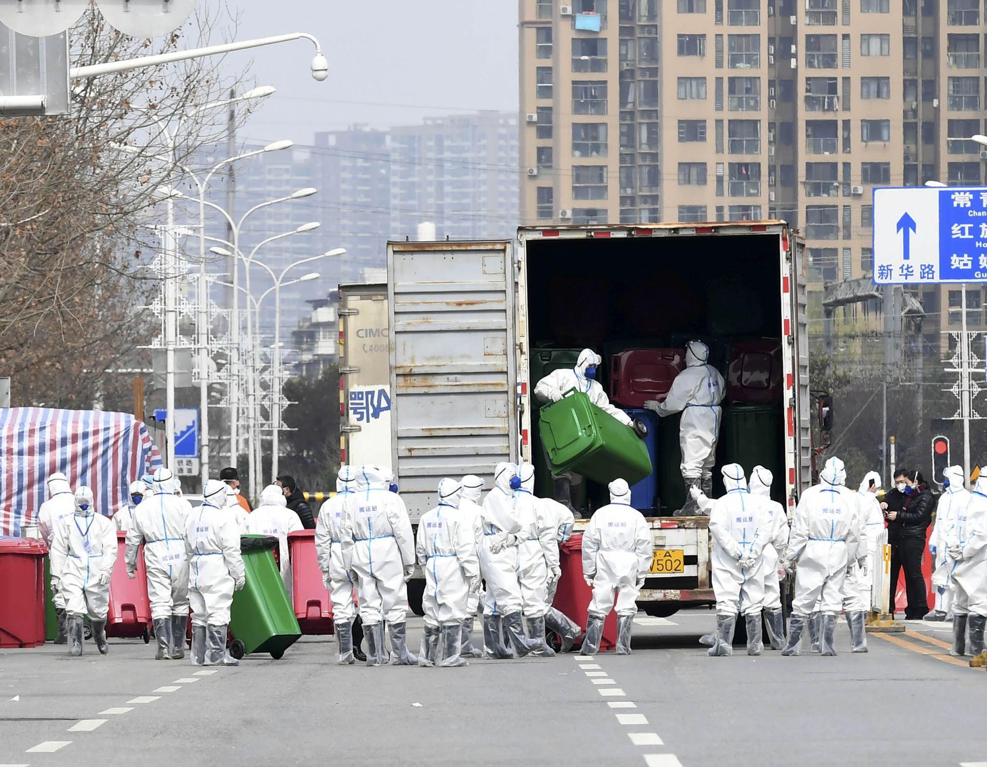柳叶刀:武汉人群6.9%抗体阳性 是官方公布人数15倍