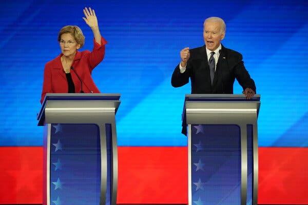 A Year After Ending Her Presidential Bid, Warren Wields Soft Power in Washington
