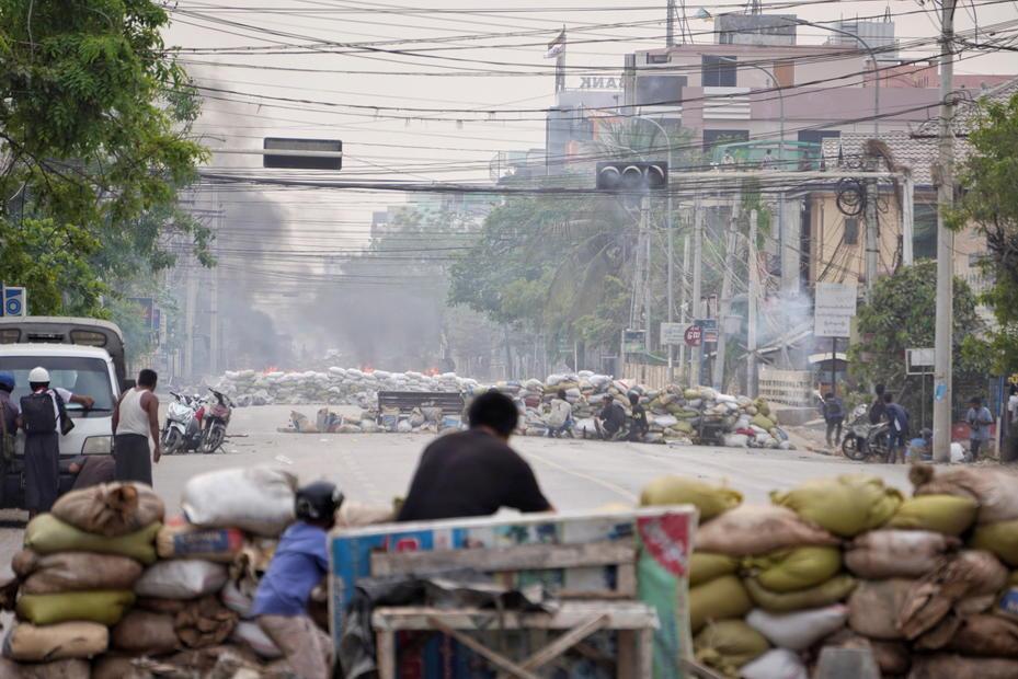 Rebel militia in Myanmar's Rakhine state joins other minorities in condemning junta