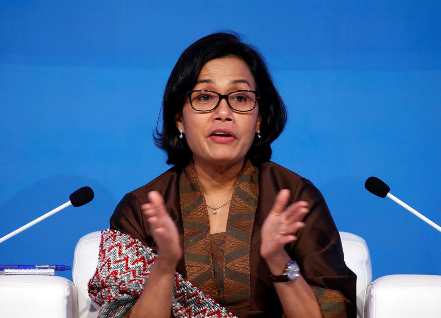 Indonesia pledges to continue tapering fiscal support - Finance Minister